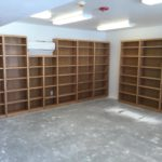 Oak Bookcases for Chino Valley Library